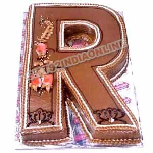 Alphabet Cake 2 kg