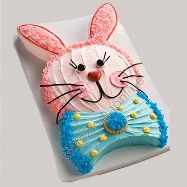 Bunny Designer Cake
