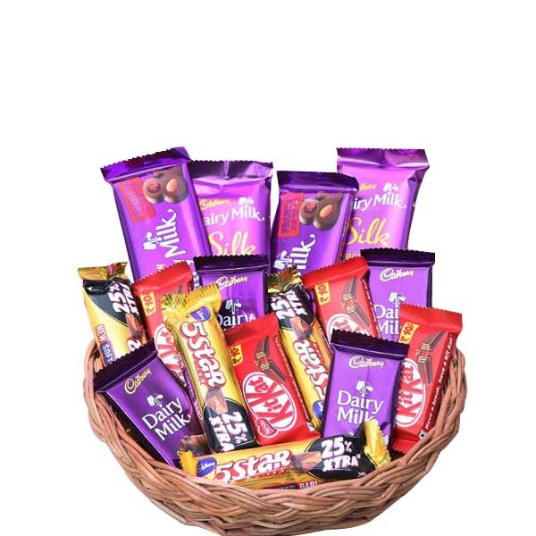 Chocolate Spring Box