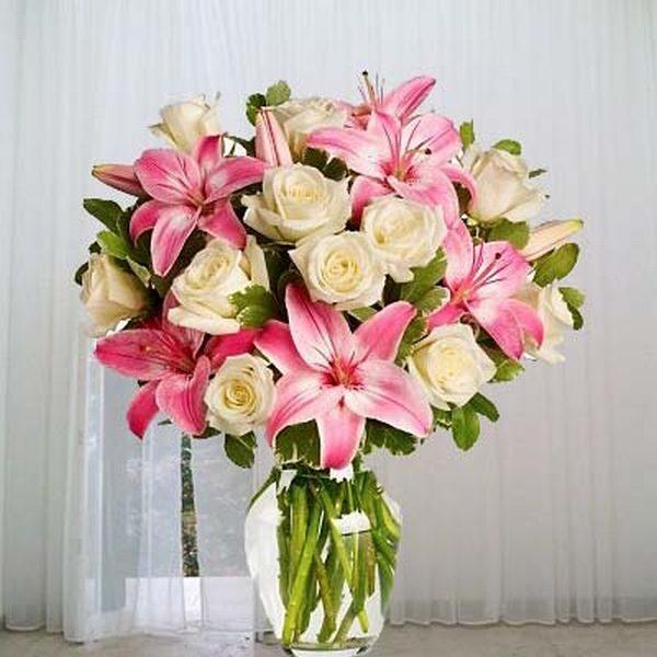 Classic Flower Arrangement