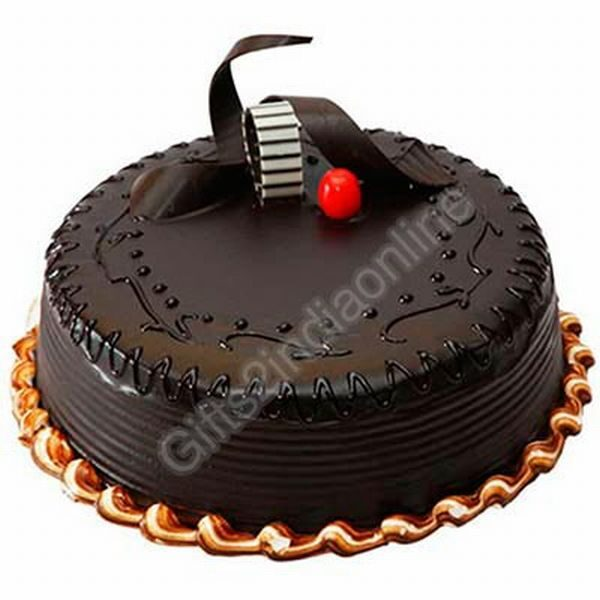 Egg Free Pure Chocolate Cake