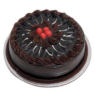 Five Star Chocolate Truffle cake