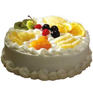 Five Star Fresh Fruit Cake