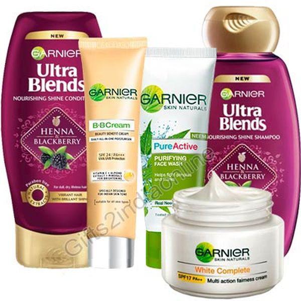 Garnier Beauty Care Hamper
