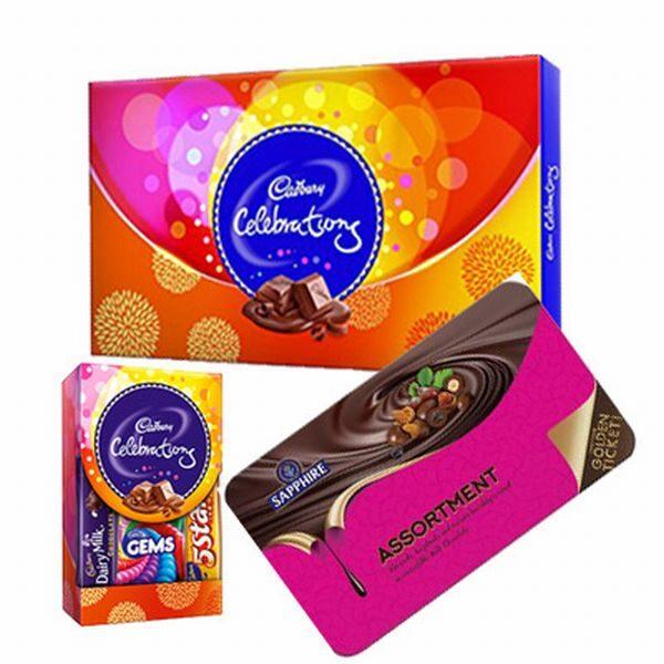 Grand Cadbury Hamper