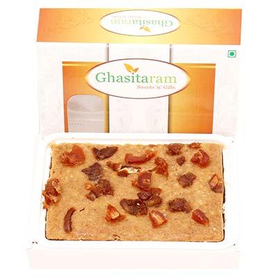 Healthy Wheat Oats Honey Dates Cake (No Maida and Sugar)