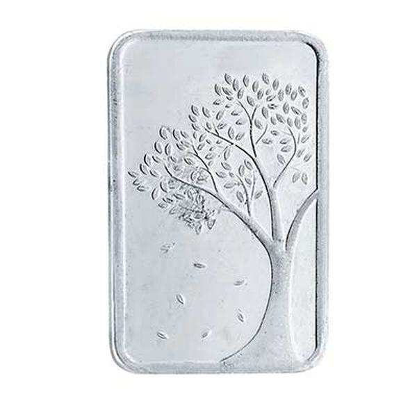 10 Gm Silver Bar Coin