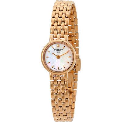 Cute Rose Tissot Watch