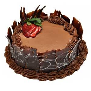 Taj Belgium Chocolate Cake