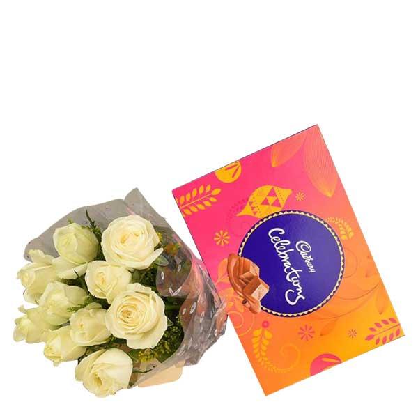 White Roses & Celebrations