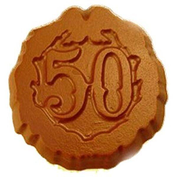 50th Anniversary Sugarfree Chocolate