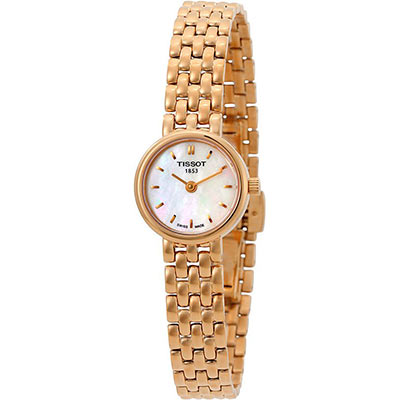 Rose Tissot Watch