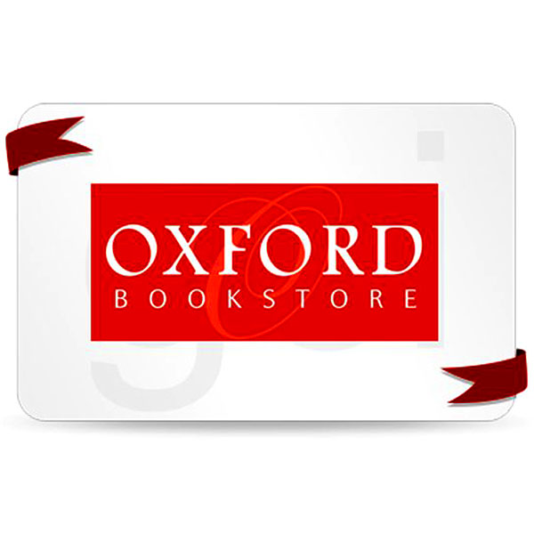 Oxford Books Gifts Voucher